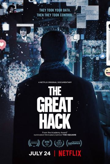Большой хак / The Great Hack (2019)