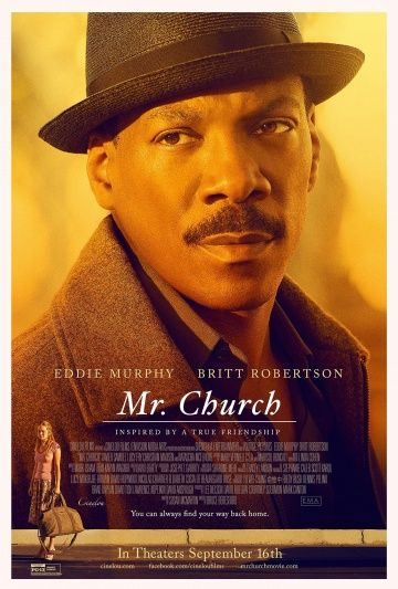 Мистер Черч / Mr. Church (2015)