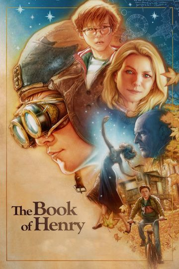 Книга Генри / The Book of Henry (2016)