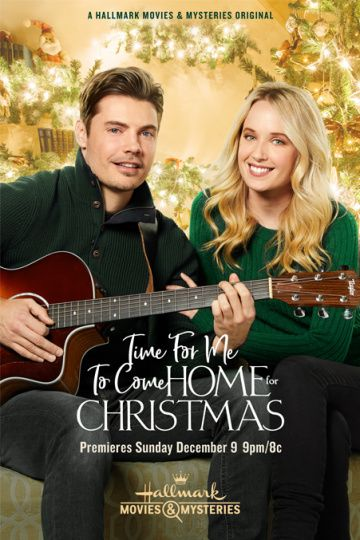 Пора вернуться домой на Рождество / Time for Me to Come Home for Christmas (2018)