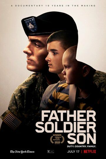 Отец. Солдат. Сын / Father Soldier Son (2020)