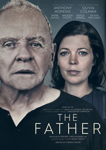 Отец / The Father (2020)