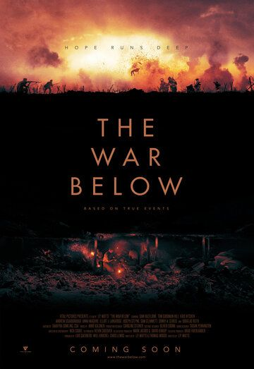 Война под землей / The War Below (2020)